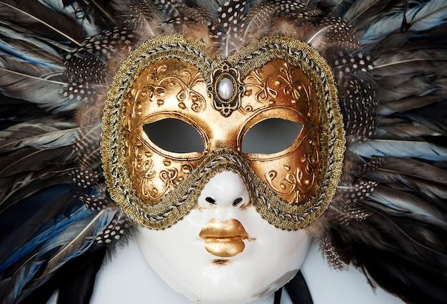Maska Wenecka Premium Zdjęcia