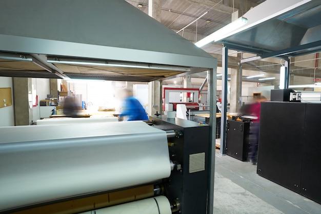 Maszyna do transferu kalendarza do druku tkanin Premium Zdjęcia