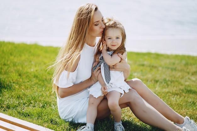 Matka Z Córką Darmowe Zdjęcia