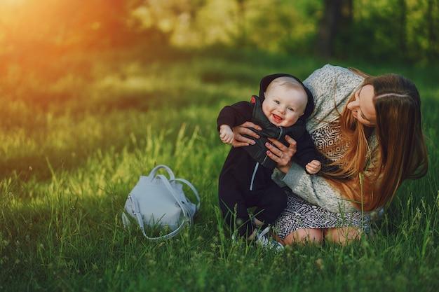 Matka Z Synem