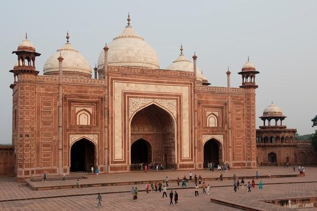 Meczet Taj Mahal Premium Zdjęcia