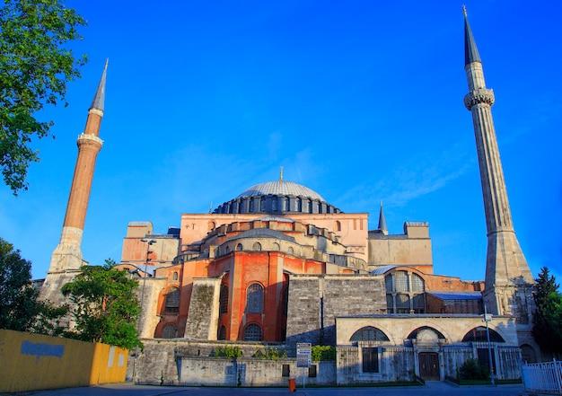 Meczet W Stambule I Azji Stronie Skyline, Stambuł Premium Zdjęcia