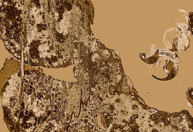 Metaliczny Miedzi Teksturowanej Tło Darmowe Zdjęcia