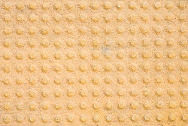 Metalowe wzorzyste żółte tło Darmowe Zdjęcia