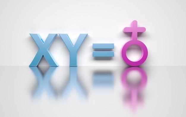 Mężczyzna Transpłciowy Oznacza Kobietę Premium Zdjęcia