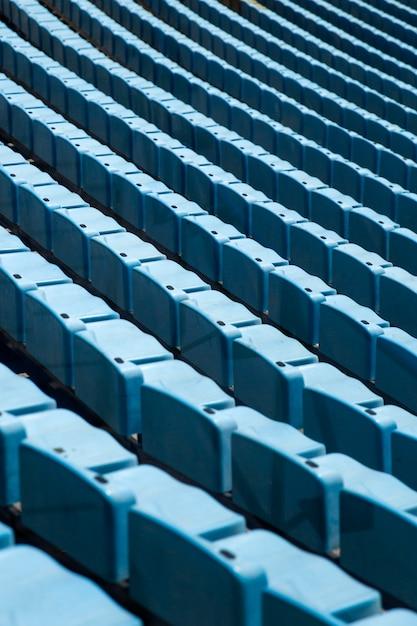 Miejsca Na Stadionie Premium Zdjęcia