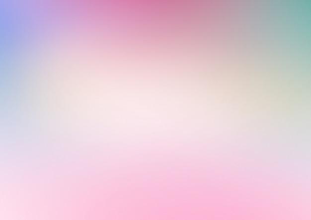Miękkie pochmurne to pastelowe gradienty, abstrakcyjne tło nieba w słodkim kolorze. Premium Zdjęcia