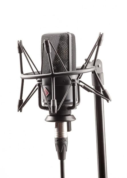 Mikrofon W Stacji Nadawczej Darmowe Zdjęcia