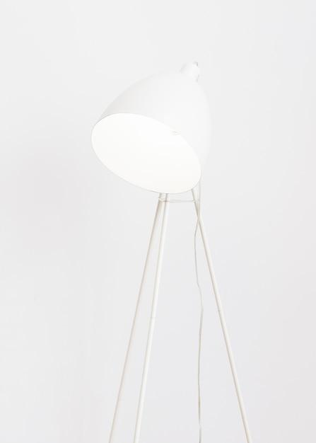 Minimalistyczna Biała Lampa Podłogowa Darmowe Zdjęcia