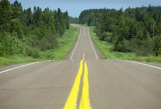 Minnesota Highway Darmowe Zdjęcia