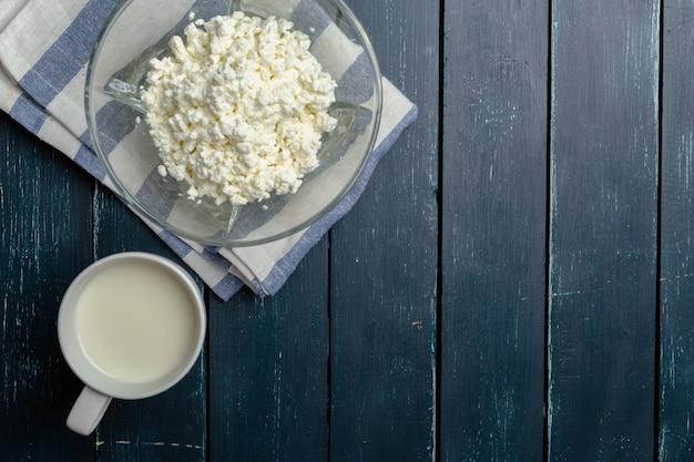 Mleko, Twaróg Premium Zdjęcia