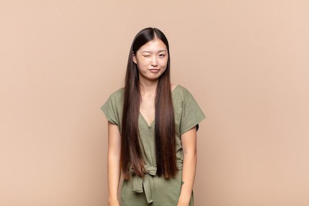 Młoda ładna Chinka Premium Zdjęcia