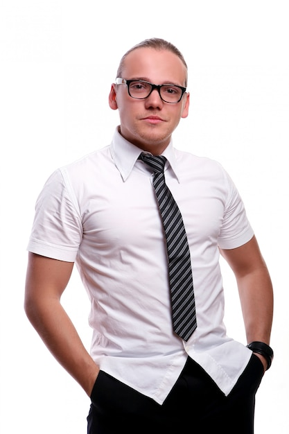 Młody I Atrakcyjny Biznesmen Darmowe Zdjęcia