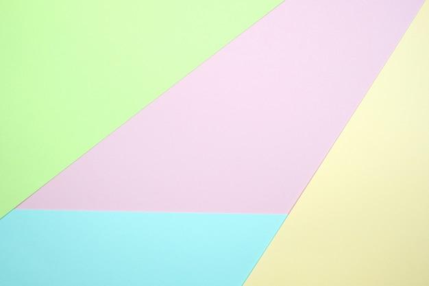 Modna pastelowa tekstura papieru. Premium Zdjęcia