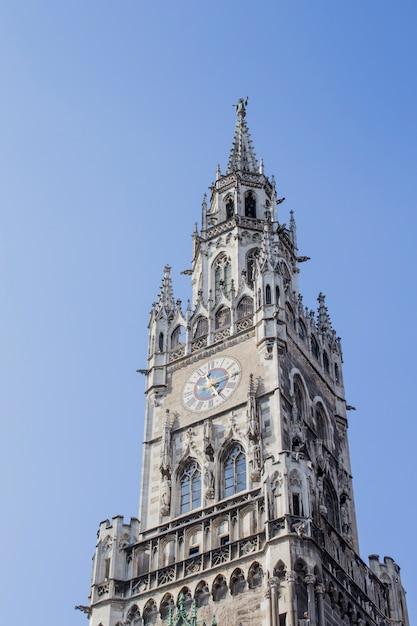 Monachium, Niemcy - Marienplatz Premium Zdjęcia