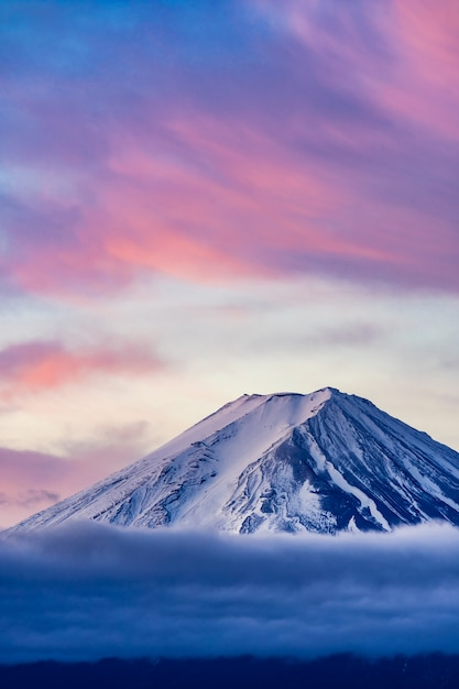 Mt.fuji Sunrise Premium Zdjęcia