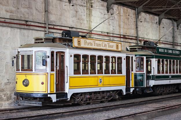 Museu Do Carro Electrico Premium Zdjęcia