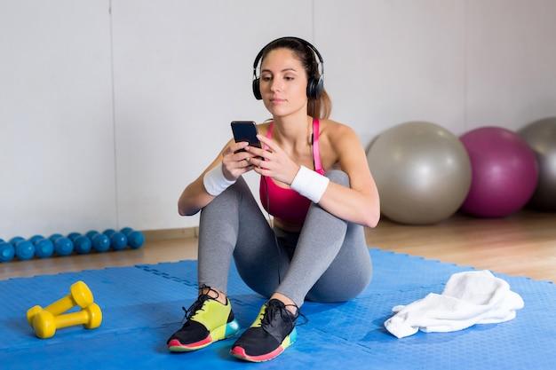Muzyka na fitness Darmowe Zdjęcia