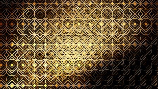 Na Tle Stylu Art Deco Dla Tapety W Scenie Gatsby I Art Deco. Premium Zdjęcia