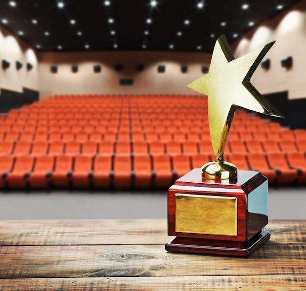 Nagroda star za obsługę Premium Zdjęcia