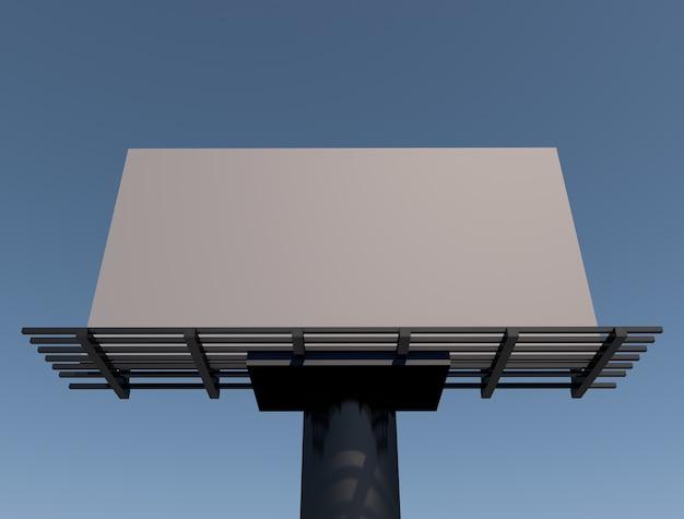 Najnowszy Makieta Billboardu Premium Zdjęcia