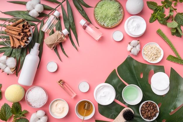 Naturalne Kosmetyki Na Biurku Darmowe Zdjęcia