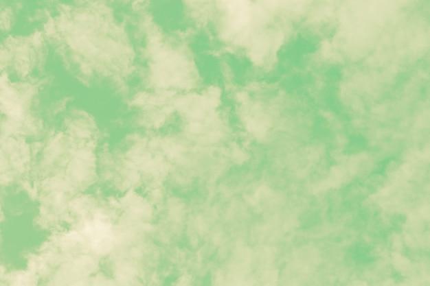 Naturalny Stolik W Pastelowych Zielonych Kolorach Premium Zdjęcia