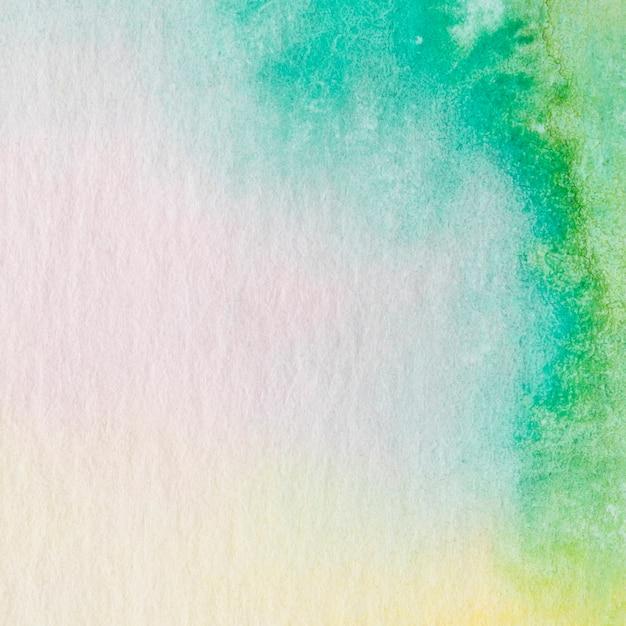 Niebieska Ramka W Tle Atrament Akwarela Darmowe Zdjęcia