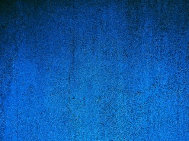 Niebieska ściana Streszczenie Tło Gradientowe. Premium Zdjęcia