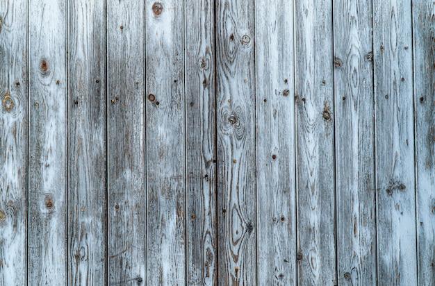 Niebieska struktura drewna Premium Zdjęcia
