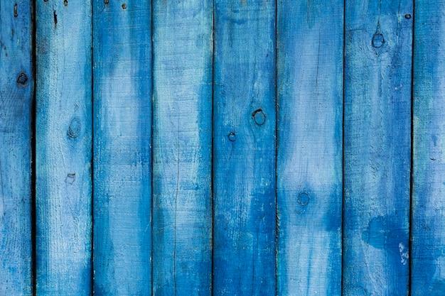 Niebieski Malowane Stare Drewniane Tekstury Darmowe Zdjęcia