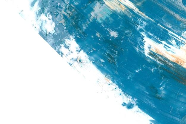 Niebieski Pędzel Akrylowy Darmowe Zdjęcia