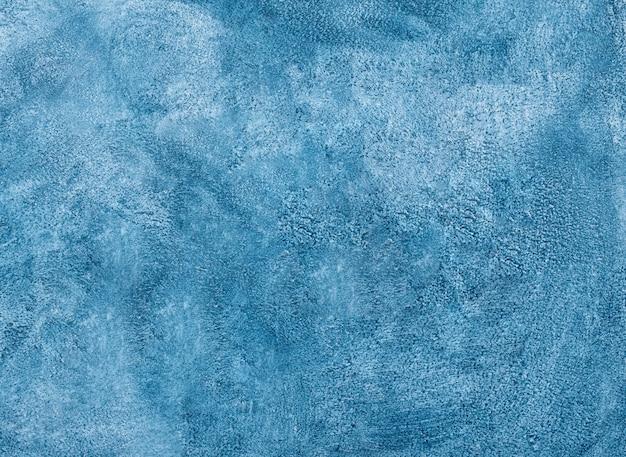 Niebieskie i szare tło grunge marmuru lub betonu Premium Zdjęcia