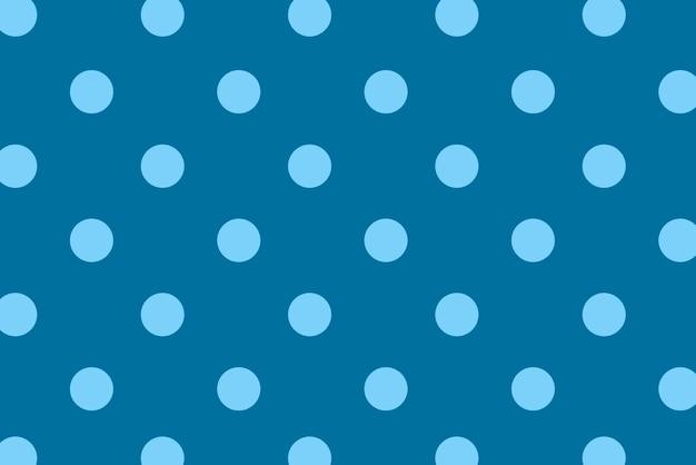 Niebieskie Kropki Z Kolorowym Tłem Darmowe Zdjęcia