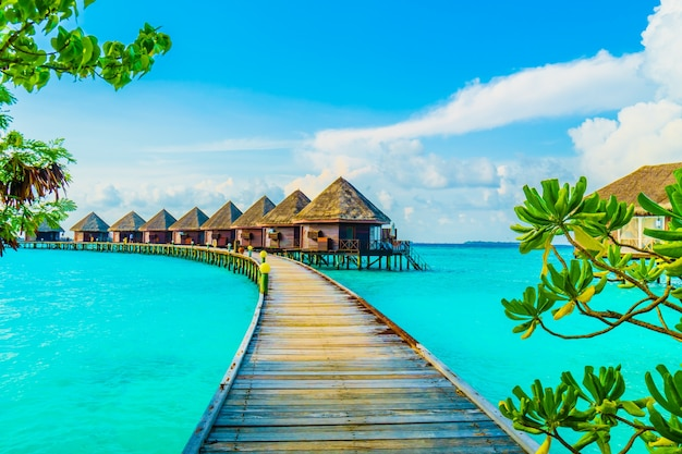 Niebieskie Willi Piękne Morze Hotelu Darmowe Zdjęcia