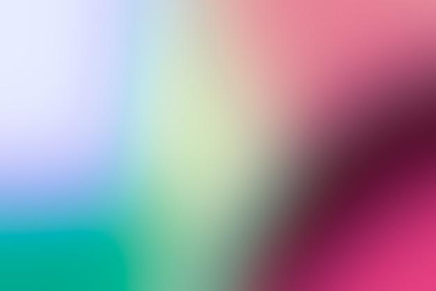 Niewyraźne Abstrakcyjne Tło Pop Z żywymi Kolorami Podstawowymi Premium Zdjęcia