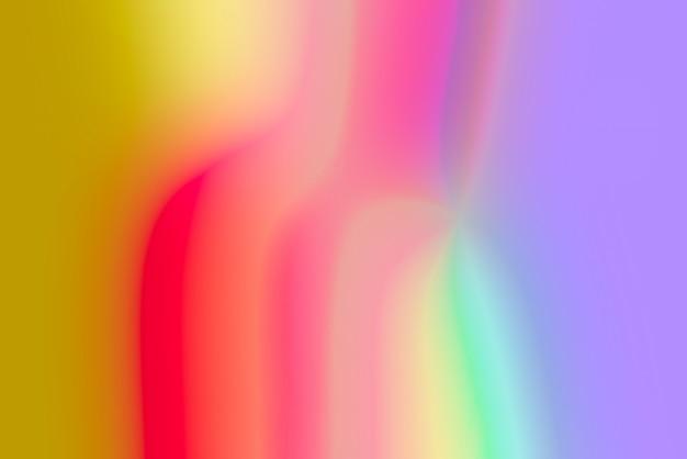 Niewyraźne Tło Abstrakcyjne Pop Z żywymi Kolorami Podstawowymi Darmowe Zdjęcia