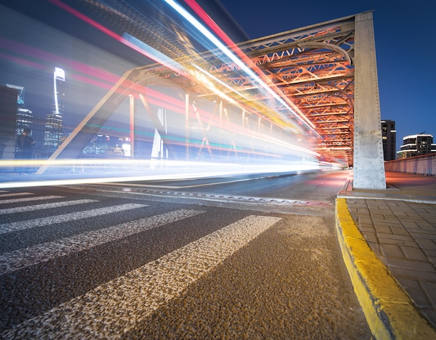 Noc Nowoczesnego Mostu, Premium Zdjęcia