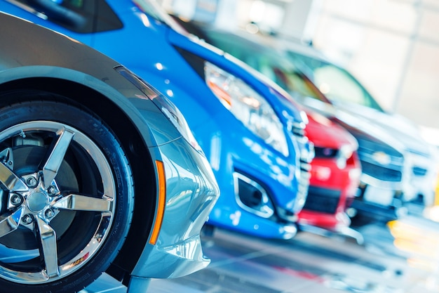 Nowe samochody na sprzedaż Darmowe Zdjęcia