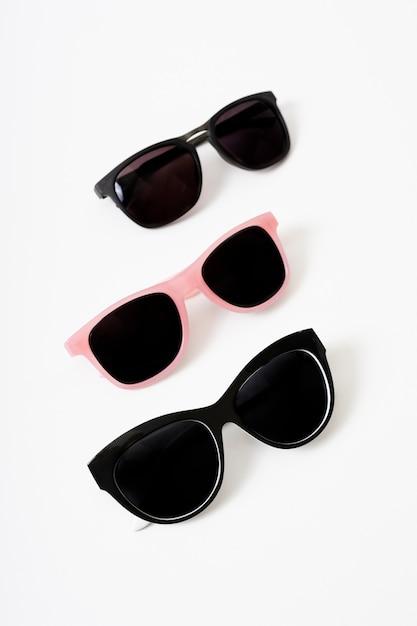 Nowoczesne Pary Okularów Przeciwsłonecznych Darmowe Zdjęcia