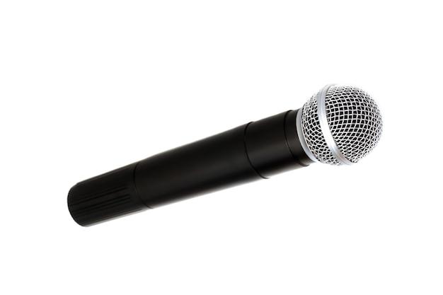 Nowoczesny Mikrofon Premium Zdjęcia