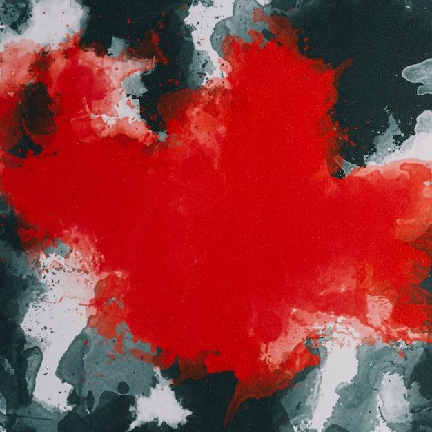 Nowożytny Akwareli Tło Z Abstrakcjonistycznym Projektem Darmowe Zdjęcia