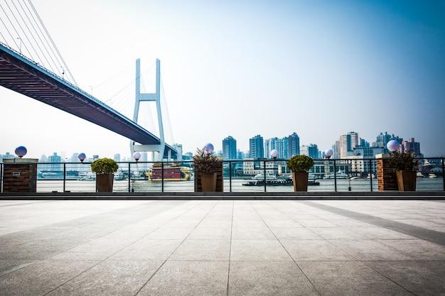 O Nazwie Bayi Most W Nocy W Szanghaju Chiny. Darmowe Zdjęcia