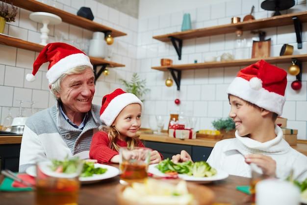 Obiad świąteczny Darmowe Zdjęcia