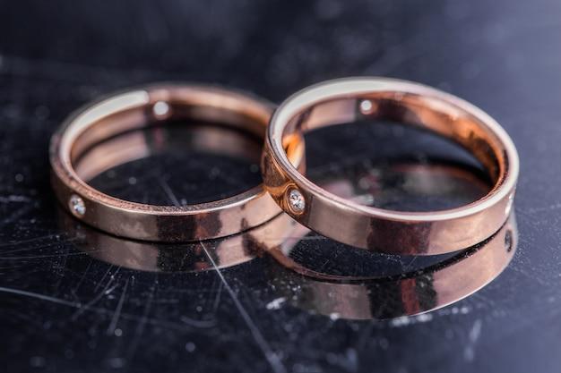 Obrączki ślubne Darmowe Zdjęcia