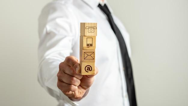 Obsługa Klienta I Wsparcie Premium Zdjęcia