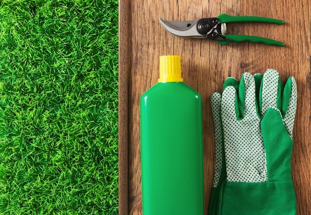 Ogrodnik Ogrodnik Rolnik Premium Zdjęcia
