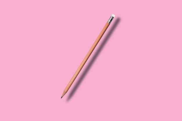 Ołówek na colore tle Darmowe Zdjęcia