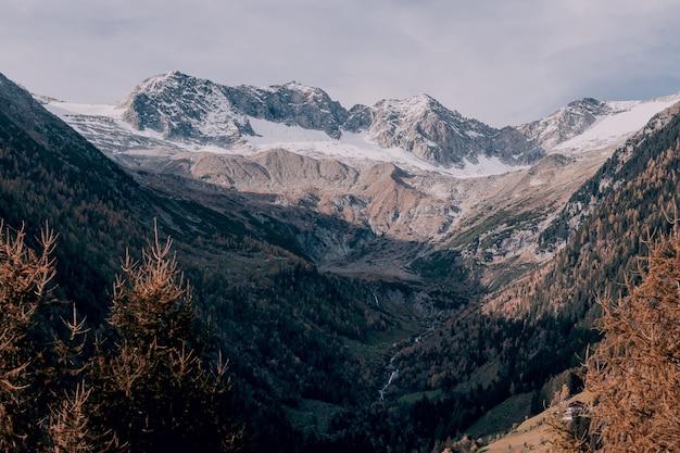 Ośnieżona Góra Darmowe Zdjęcia