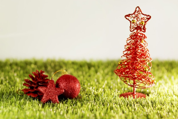 Ozdoby świąteczne I Choinki Premium Zdjęcia